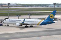 UR-GEA @ EDDF - Boeing 767-300 - by Mark Pasqualino