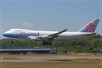 B-18708 @ ELLX - Boeing 747-409F - by Jerzy Maciaszek