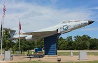 58-0329 @ KROG - McDonnell F-101B - by Mark Pasqualino