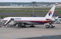 9M-MRH @ EDDF - Boeing 777-200ER - by Mark Pasqualino