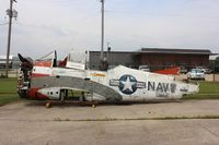 140611 @ KRFD - North American T-28C - by Mark Pasqualino