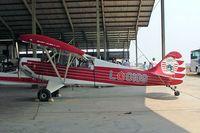 L-0109 @ WIIP - Aviat A-1 Husky [1201] (Indonesian Air Force) Pondok Cabe~PK 25/10/2006