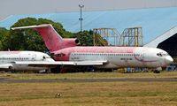 PK-JGU @ WIIP - Boeing 727-227 [20612] (Jatayu Air) Pondok Cabe~PK 25/10/2006