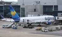 D-ABUB @ EDDF - Boeing 767-300ER