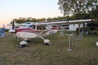 N101CS @ LAL - Cessna J182T