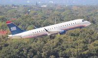 N103HQ @ TPA - US Airways E175