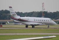 N104SG @ ORL - Gulfstream 200 - by Florida Metal