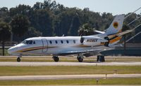 N108EK @ ORL - Citation 560XL - by Florida Metal