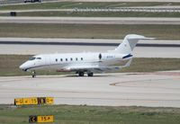 N108LT @ FLL - Challenger 300 - by Florida Metal