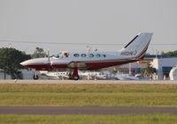N112MJ @ LAL - Cessna 421C - by Florida Metal