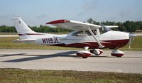 N119JL @ LAL - Cessna 182P - by Florida Metal