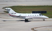 N127BW @ FLL - Beech 400A - by Florida Metal