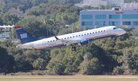 N129HQ @ TPA - US Airways E175