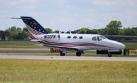 N133TF @ ORL - Citation Mustang - by Florida Metal