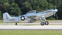 N151AM @ LAL - Unnamed P-51D