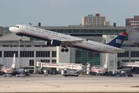 N153UW @ MIA - US Airways A321