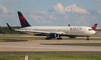 N154DL @ ATL - Delta 767-300