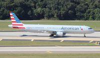 N171US @ TPA - American A321