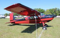 N181JM @ LAL - Cessna 180