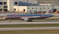 N186AN @ MIA - American 757-200 - by Florida Metal