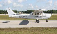 N187HS @ LAL - Cessna 172S