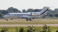 N188DX @ ORL - Gulfstream 450