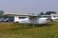 CF-GHR @ CYOO - Cessna 150C [150-59849] Oshawa~C 25/06/2005. Marked C-FGHR. - by Ray Barber