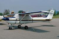 CF-GVX @ CYOO - Cessna 150H [150-67867] Oshawa~C 25/06/2005. Marked C-FGVX - by Ray Barber