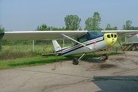 C-GCSG @ CYOO - Cessna 150M [150-78571] Oshawa~C 25/06/2005 - by Ray Barber