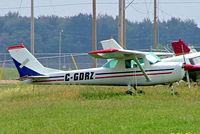 C-GDRZ @ CYKF - Cessna 150J [150-70398] Kitchener-Waterloo Regional~C 24/06/2005 - by Ray Barber