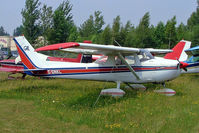 C-GNKL @ CYOO - Cessna 150M [150-76655] Oshawa~C 25/06/2005 - by Ray Barber