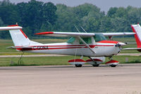 C-GONA @ CYKF - Cessna 150J [150-70692] Kitchener-Waterloo Regional~C 24/06/2005 - by Ray Barber