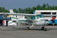 C-GQJM @ CYOO - Cessna 150M [150-79310] Oshawa~C 25/06/2005 - by Ray Barber