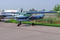 C-GWNX @ CYOO - Cessna 150L [150-75757] Oshawa~C 25/06/2005 - by Ray Barber