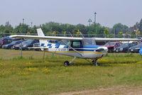 C-GYOR @ CYOO - Cessna A.150M Aerobat [A150-0724] Oshawa~C 25/06/2005 - by Ray Barber
