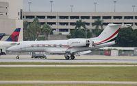 N197SW @ PBI - Gulfstream IV