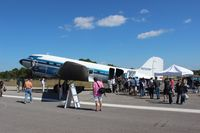 N200MF @ SUA - Turbo DC-3