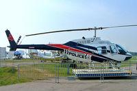 C-FASU @ CYOO - Bell 206B3 Jet Ranger III [4568] (Canadian Police) Oshawa~C 25/06/2005 - by Ray Barber