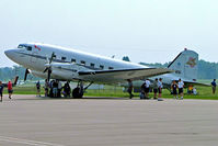 C-GEAI @ CYOO - Douglas DC-3C-47B-30-DK Basler BT-67 [16305/33053] (Enterprise Air) Oshawa~C 25/06/2005 - by Ray Barber