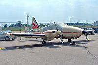 C-FSAW @ CYKF - C-FSAW   Piper PA-23-250 Aztec F [27-8154002] Kitchener-Waterloo Regional~C 24/06/2005 - by Ray Barber