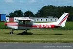 G-BRNN @ EGBR - at Breighton's Summer fly in - by Chris Hall