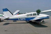 C-GSTU @ CYOO - Piper PA-23-250 Aztec E [27-7304937] Oshawa~C 25/06/2005 - by Ray Barber