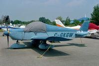 C-GKGW @ CYOO - Zenair CH.200 [190] Oshawa~G 25/06/2005 - by Ray Barber