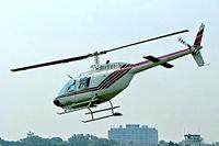 C-FFUJ @ CYOO - Bell 206B3 Jet Ranger III [2982] Oshawa~C 25/06/2005 - by Ray Barber