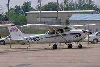 C-FNET @ CYKF - Cessna 172S Skyhawk SP [172S-8544] (Waterloo Wellington Flight Centre) Kitchener-Waterloo Regional~C 24/06/2005. Written off 24-08-2012 - by Ray Barber