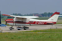 C-GNII @ CYKF - Cessna 172C Skyhawk [172-49082] Kitchener-Waterloo Regional~C 24/06/2005 - by Ray Barber