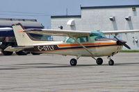 C-GTLY @ CYKF - Cessna 172N Skyhawk [172-69478] Kitchener-Waterloo Regional~C 24/06/2005 - by Ray Barber