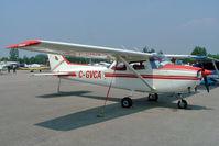 C-GVCA @ CYOO - Cessna 172H Skyhawk [172-56046] Oshawa~C 25/06/2005 - by Ray Barber