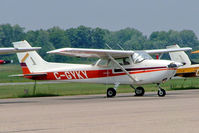 C-GYKY @ CYKF - Cessna 172N Skyhawk [172-68370] Kitchener-Waterloo Regional~C 24/06/2005 - by Ray Barber
