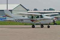 C-GYWN @ CYOO - Cessna 172N Skyhawk [172-68628] Oshawa~C 25/06/2005 - by Ray Barber